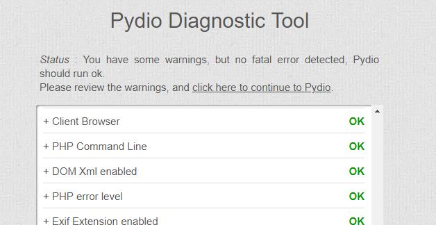 Install Pydio 7 on CentOS 7 - Vultr com
