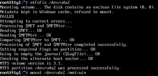Reset Windows Server Administrator Password - Vultr com