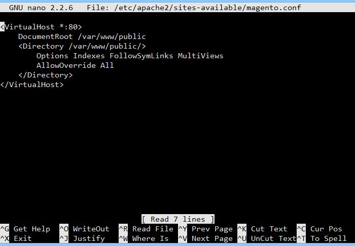 Installing Magento 2 On Ubuntu - Vultr com