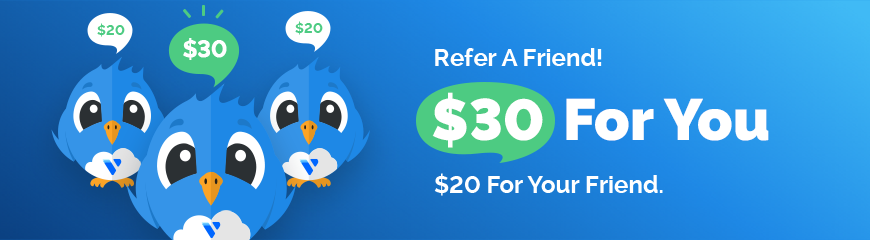 Summer Promo! Now Earn $30 For Every Referral!