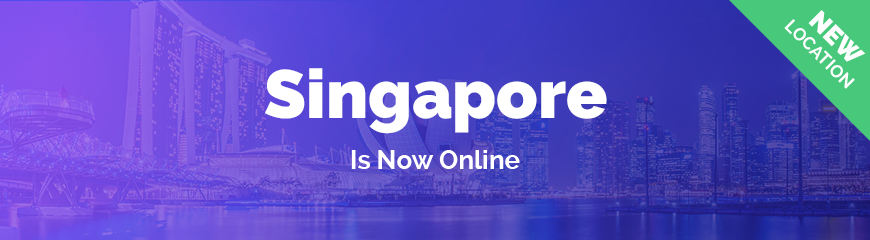 Vultr Welcomes Singapore!