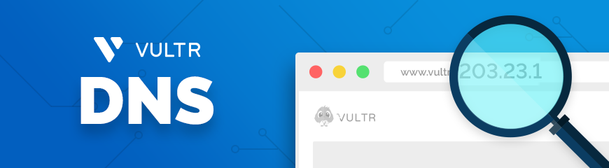 Get More With Vultr DNS