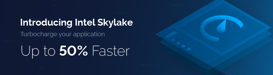 Accelerating The Cloud With Intel Skylake!