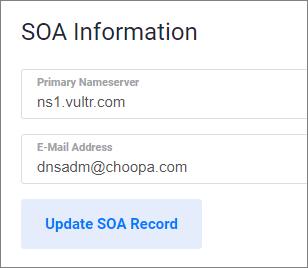 SOA Info