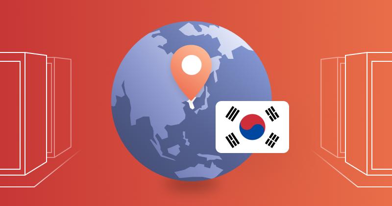 Deploy Cloud Servers in South Korea