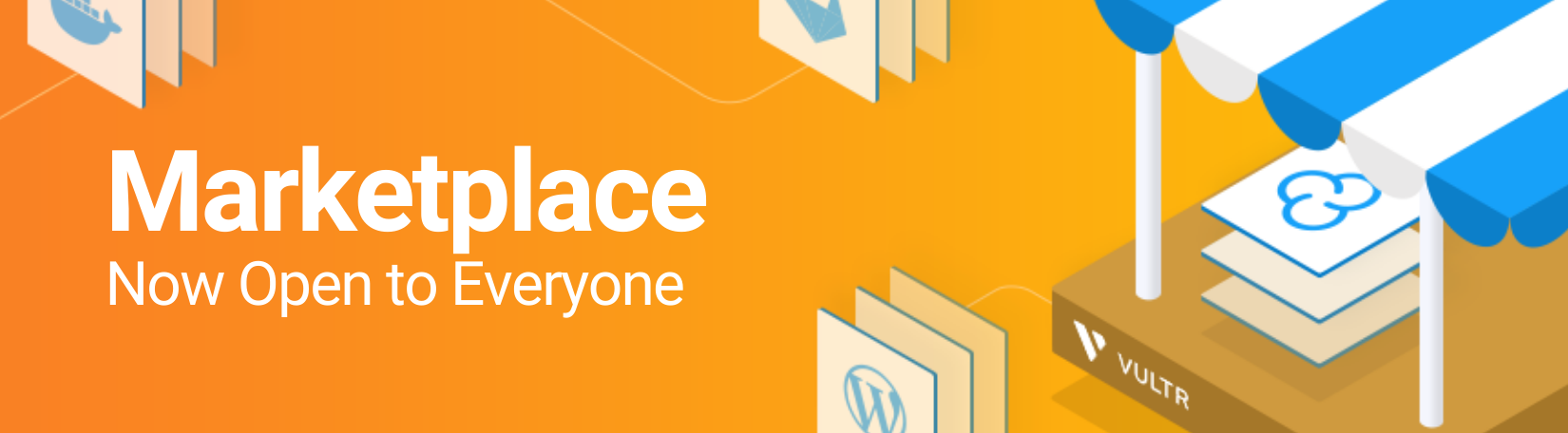 Introducing Vultr Marketplace: One-Click Setup for Popular Apps & Stacks